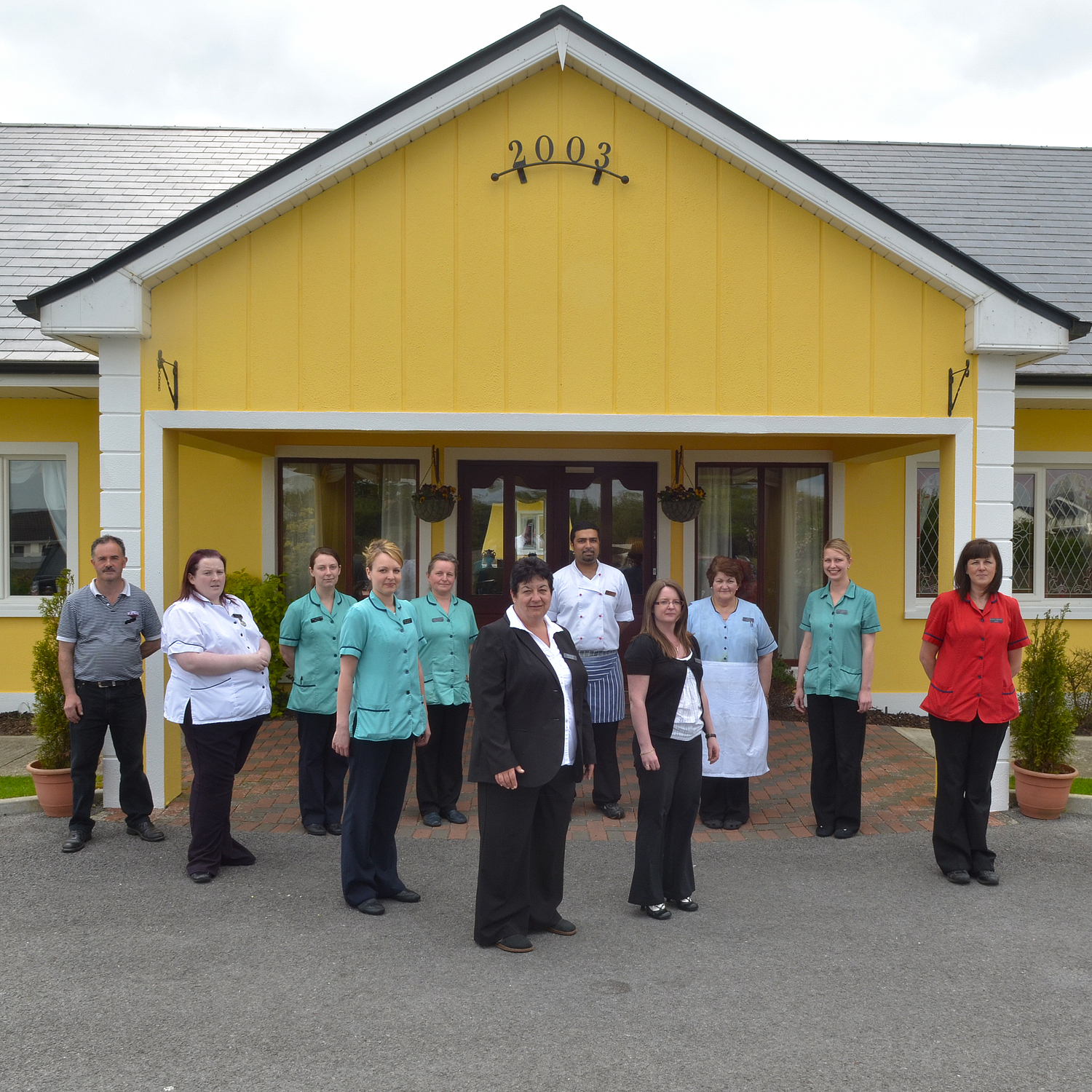 Brookvale Manor Staff